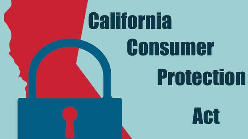California Consumer Privacy Act (CCPA)